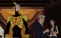 Trump in venture bros