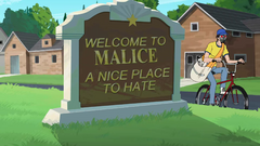 Welcome to Malice - A Nice Place to Hate