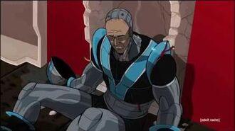 Blue Morpho Regains His Memories