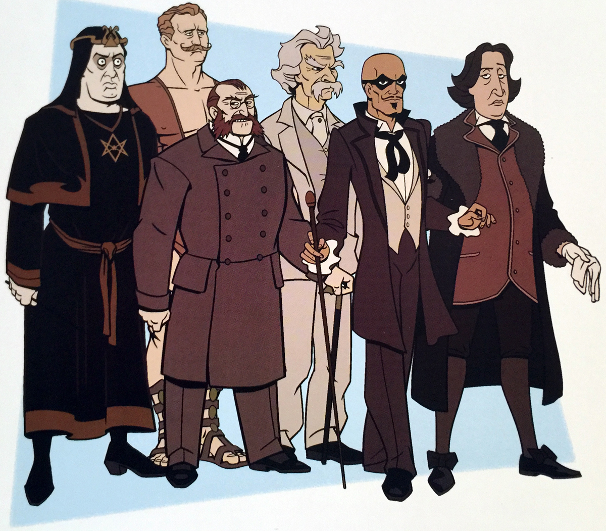 The Guild | Venture Brothers Wiki | Fandom