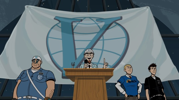 what color is your cleansuit venture brothers wiki fandom