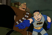 The Bat - It's the Wallflower!