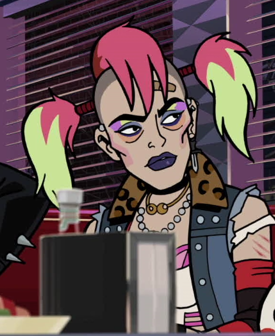 stab girl venture brothers wiki fandom powered by wikia