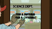 The Invisible Hand of Fate - Science Dept
