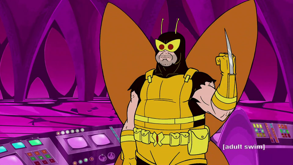 Henchman 21 Venture Brothers Wiki Fandom Powered By Wikia
