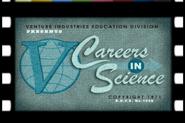 Careers in Science film strip