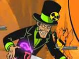 Unnamed Magician Villain With Hazmat Hat