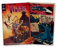 Doctor Venture comic