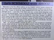 Let's Schmooz with Shooz - Brick Frog origin