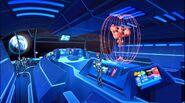 Robots monitoring ray shields on Gargantua-2
