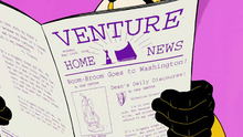 Venture Home News - Monday May 23 2008