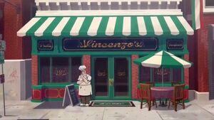 Vincenzo's Restaurant Day