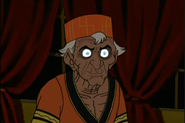 Don Rio during Brock's hallucination