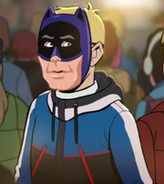 Hank the bat saphrax