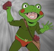 Brick frog next by diemean-d4xih5h