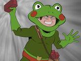 Brick Frog