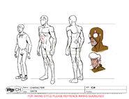 Brown Widow-CharacterSheet