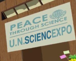 UN Science Expo