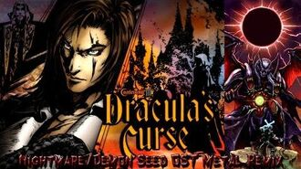 💀 Castlevania III Dracula's Curse NES 💀 Nightmare Demon Seed OST 💀 Metal Remix 💀 by Dio del Metal