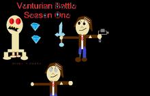 Venturian Battle Season One