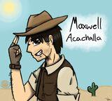Maxwell Acachalla
