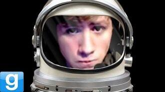 FUNNY ASTRONAUT!! Gmod Astronaut Mod (Garry's Mod)
