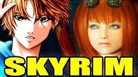 Skyrim ANIME Engineer Follower Mod! - A SKYRIM Tale! Ep