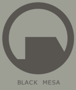 Black Mesa logo Alyx sweater