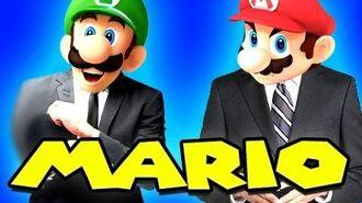 MARIO & LUIGI IN COLLEGE! - Gmod Super Mario Bros. Mod (Garry's Mod)-0