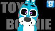 BONNIE'S FUNNY SHOPPING MARKET!! Gmod FNAF Toy Bonnie Playermodel Mod (Garry's Mod)