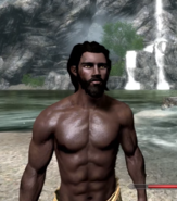 HES RIPPED OH NO