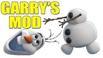 PLAY AS A SNOWMAN! - Gmod Winter Playermodel Mod (Garry's Mod