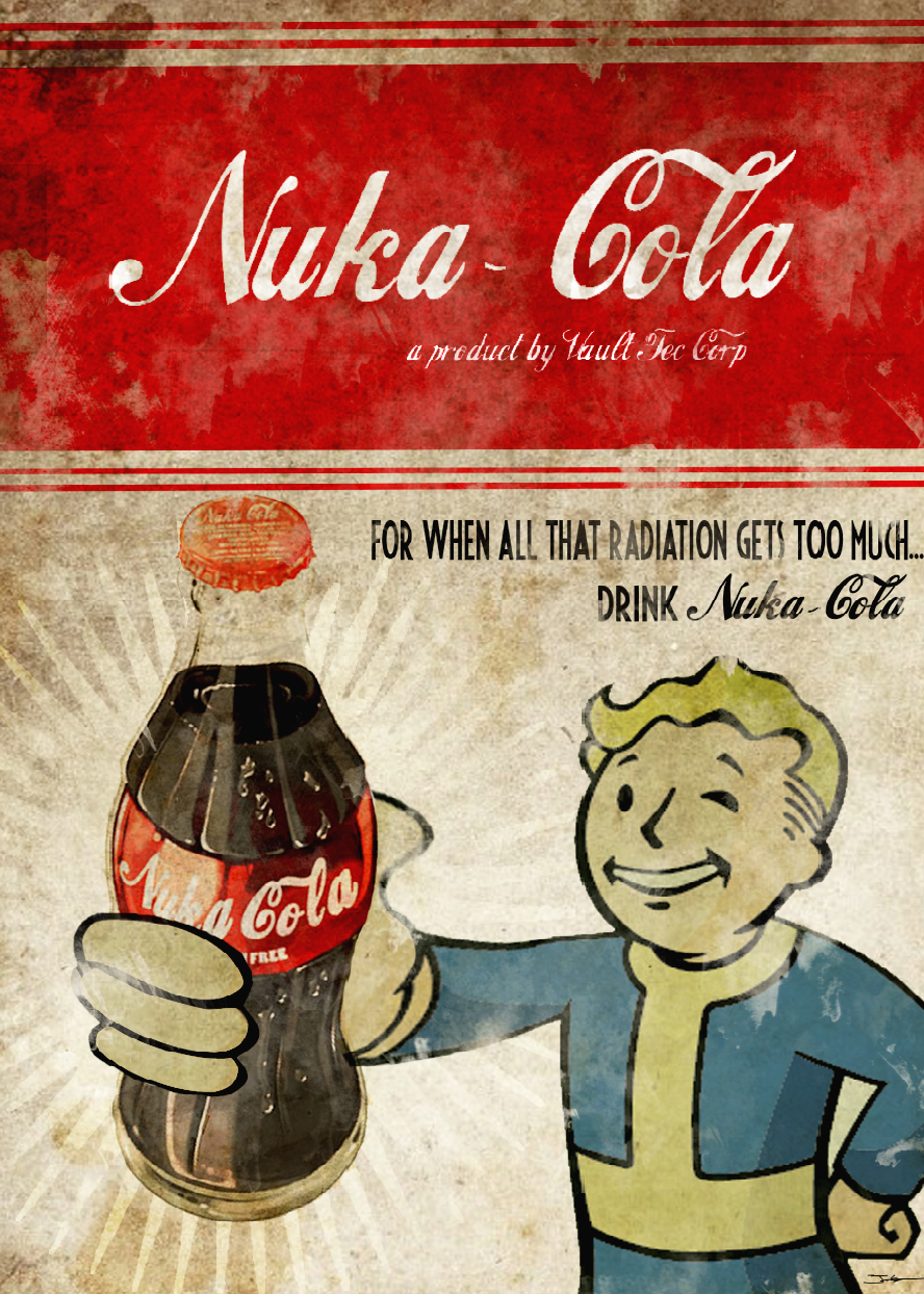 nuka cola venturiantale wiki fandom powered by wikia. Black Bedroom Furniture Sets. Home Design Ideas
