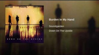 Burden In My Hand