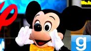 MICKEY MOUSE IN GMOD! - (Disney Garry's Mod)