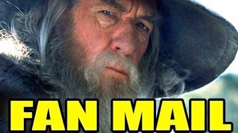 GANDALF Cosplay Beard! - VENTURIANMAIL VLOG Ep