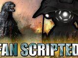 GODZILLA VERSUS A TRIPOD!! / Fan Scripted Challenge - Episode 4