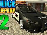 Gmod POLICE RP Mod 2
