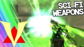 FUN SCI-FI DEATHMATCH! - Darken217's SciFi Weapons (Gmod)