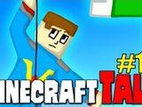ZOMBIE PIGMEN! - Mini Minecraft Tale Ep. 19