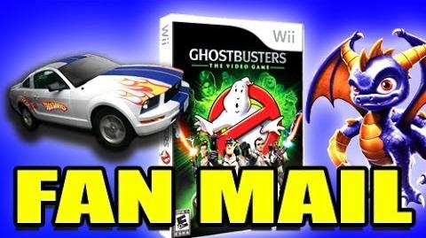 GhostBusters Videogame! - VENTURIANMAIL VLOG Ep