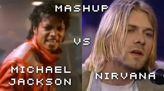 Michael Jackson Vs Nirvana - Come As You Are and Beat It - Mashup by Hardgrüv