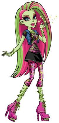 Profile art - Venus McFlytrap