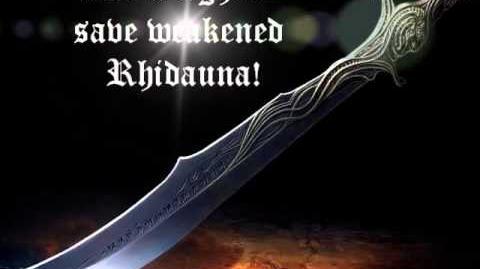 Rhidauna - The Shadow of the Revenaunt - book trailer