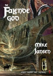 Bookcover falende god boekenliefde