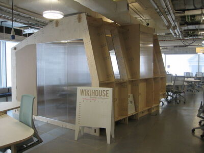 Wikihouse The Hub Westminster