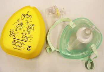 CPR mask 2