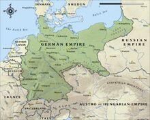 German Empire 1000