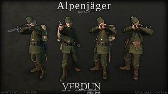 Verdun - AlpenjägerSquad Anthem