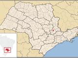Paulínia no mapa
